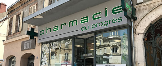 Pharmacie Du Progres,MOULINS FRANCE