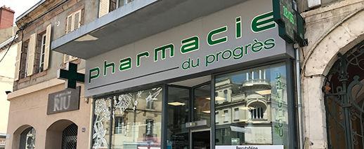 Pharmacie Du Progres, MOULINS FRANCE